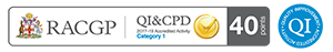 RACGP QI & CPD accredited Category 1